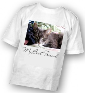Customized Photo T-Shirt